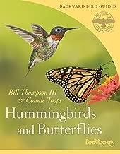 Hummingbirds and Butterflies (2) (Peterson Field Guides/Bird Watcher's Digest Backyard Bird Guides)