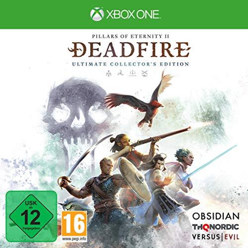Pillars of Eternity II: Deadfire Ultimate Collector's Edition - Xbox One [Edizione: Germania]