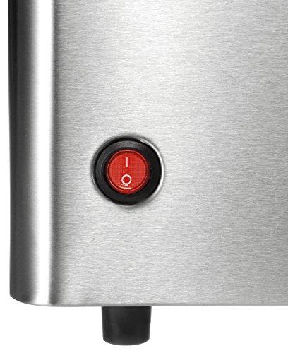 UNOLD Brotbackautomat Backmeister Top Edition, 615 W, 750-1200g Brotgewicht, Keramik-Beschichtung, 68415 - 5