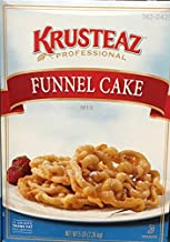 5 Pounds Krusteaz Funnel Cake Mix (Pack of 1)