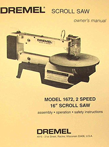 DREMEL Model 1672 16
