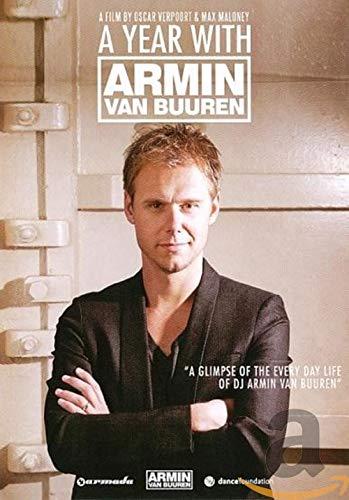A Year With Armin Van Buuren   Dvd