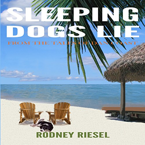 Sleeping Dogs Lie audiobook cover art
