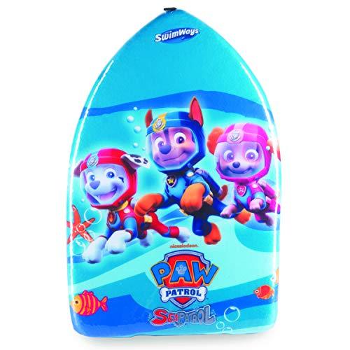 Swimways Kinder Kickboard, Schwimmbrettaus festem Schaumstoff im PAW Patrol Design, Multicolour