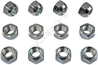 20 ZINCO Dado ruota dado M14x1,5x41 SW19 Sede conica Cono 60 /° Alluminio Acciaio Cerchioni