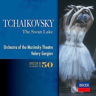 チャイコフスキー:バレエ《白鳥の湖》全曲(SHM-CD)