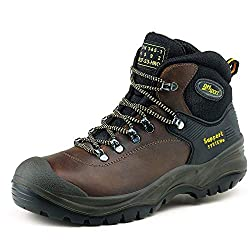 best steel toe cap safety boots
