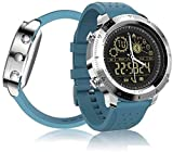 no brand NX02 Sport Watch Sassy Bracelet Fitness Tracker Monitor Everyday Wrist Band T4S4 Bleu