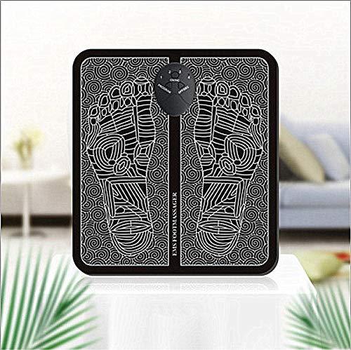 znvwki EMS Leg Reshaping Foot Massager, Power Legs Foot Massager as Seen on Tv, Foot Circulation Stimulator for Relax Stiffness Muscles Feet Legs Pain