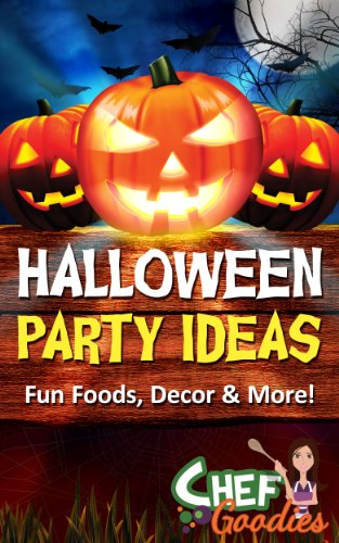 Halloween Party Ideas by [Chef Goodies]