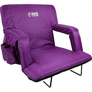 Stadium Seat with Back Support - Comfy Cushion, Thick...