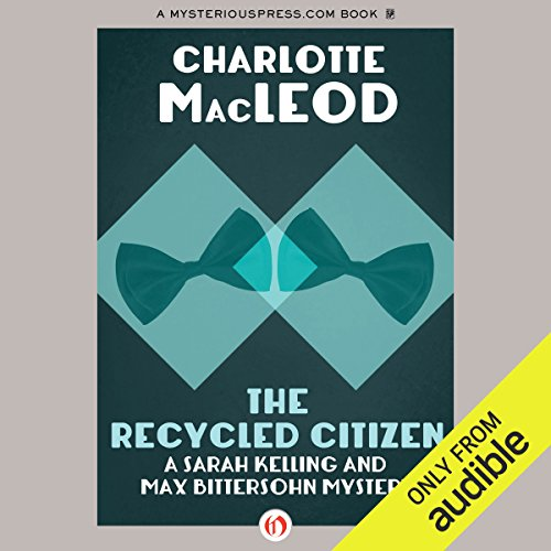 The Recycled Citizen audiobook cover art