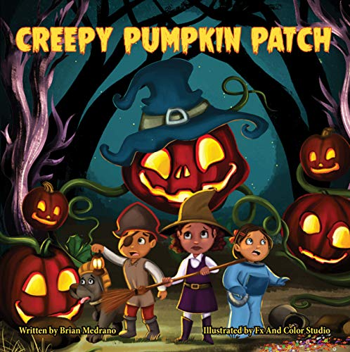 Creepy Pumpkin Patch by Medrano, Brian ebook deal