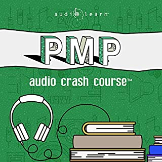 PMP Audio Crash Course audiobook cover art