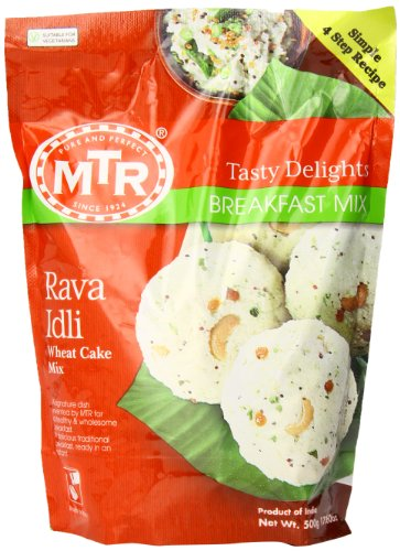 MTR Rava Idli Instant Dry Mix, 17.6…