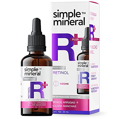 Serum Sin Siliconas  marca SIMPLE MINERAL