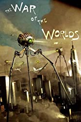 Image: The War of the Worlds, by H.G. Wells (Author). Publisher: CreateSpace Independent Publishing Platform (August 16, 2017)
