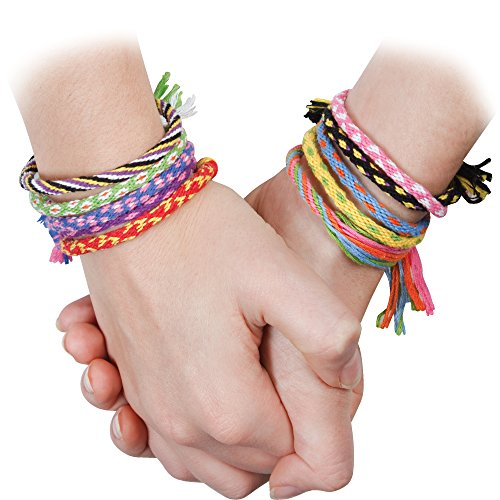 Tobar-Tobar-09660-Fabrique tes Propres Bracelets de l'amitié, 09660, Violet