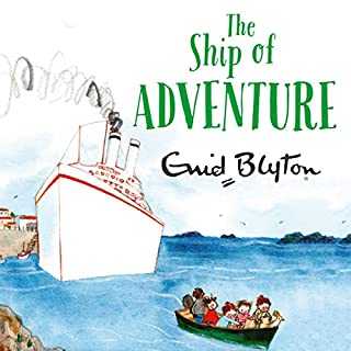 The Ship of Adventure                   By:                                                                                                                                 Enid Blyton                               Narrated by:                                                                                                                                 Thomas Judd                      Length: 5 hrs and 21 mins     22 ratings     Overall 4.8
