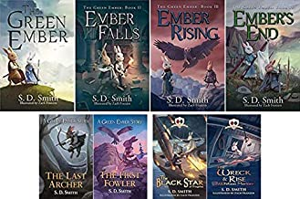 Green Ember Series Complete 8-Book Set