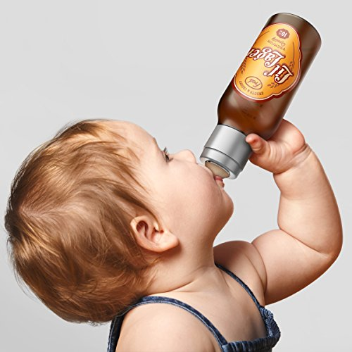 Fred CHILL, BABY Lil' Lager Baby Bottle - 5148095