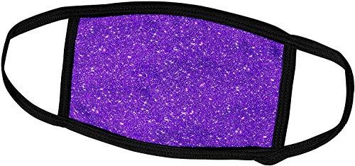 Keyboard cover Uta Naumann Faux Glitter Muster-Bild von Ultra Violet Glitter Elegante Meerjungfrau Girly Trend-Face Masken