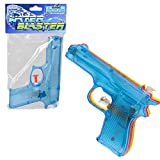 Super Squirt Water Gun, 6 Inch, Assorted Colors (Single)