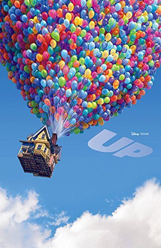 """UP (Style B) - (24"""" X 36"""") Movie Poster"""