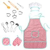 waterproof kids apron for gift idea