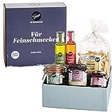 Gepp's Feinschmecker Geschenkset | Feinste Delikatessen wie Trüffelöl und Erdbeer-Champagner...