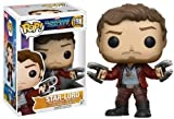 Funko - Star Lord figura de vinilo, colección de POP, seria Guardians of the Galaxy 2 (12784), 1 uni...