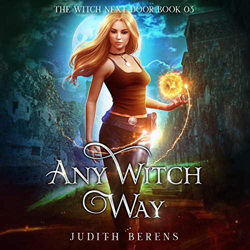 Any Witch Way cover art