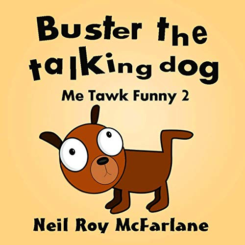 Buster the Talking Dog cover art