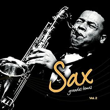Grandes Temas en Sax Vol. II