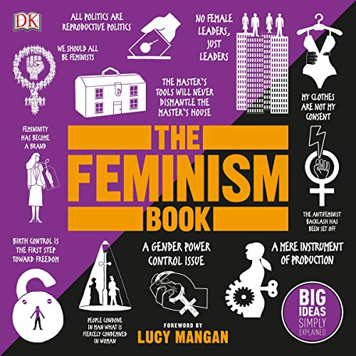 The Feminism Book cover art