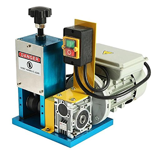 BEAMNOVA Automatic Motorized Electric Wire Stripping Machine for Scrap...
