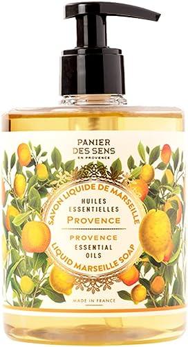 Panier des Sens Jabón líquido de Marsella Provenza - Made in France - 500 ml