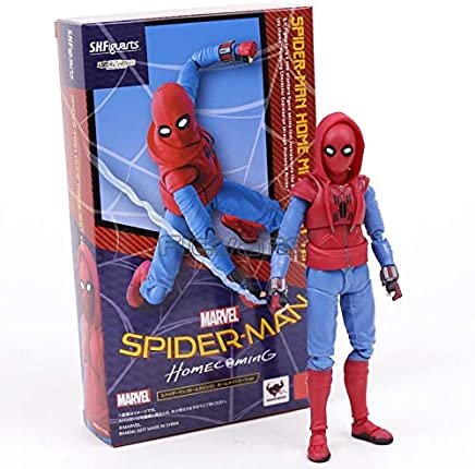 Amazon.com: Pitaya. Spider Man Homecoming Home Made Suit Ver ...