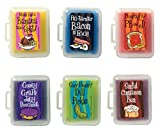 Raymond Geddes Scent-Sibles Doo Wop Kneaded Erasers, 36 Pack (69522)