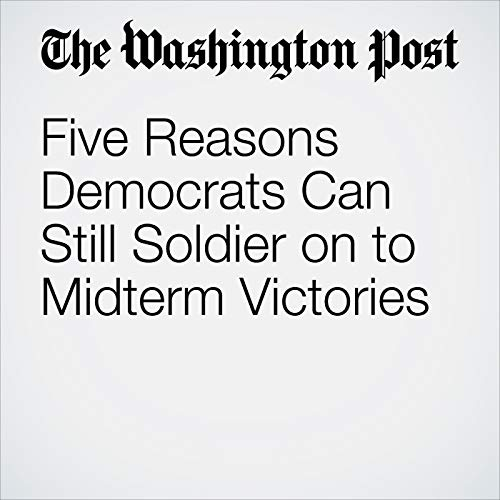 Five Reasons Democrats Can Still Soldier on to Midterm Victories copertina