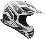 Vega Helmets VRX Advanced Off Road Motocross Dirt Bike Helmet (Blue Venom Graphic, Medium)