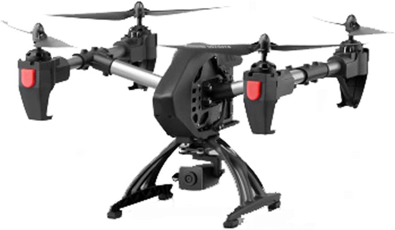Tienda de moda y compras online. WANGKM Drone Profesional Profesional Profesional HD Fotografía aérea Aviones Transmisión en Tiempo Real Presión de Aire Altura Fija Aviones de Cuatro Ejes Aviones de Control Remoto de Cuatro rojoores  te hará satisfecho