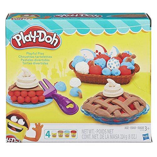 Conjunto Massinha Play-doh Tortas Divertidas Play-doh Conjunto Massinha Play-doh Tortas Divertidas Multicor