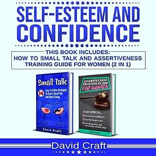 Self-Esteem and Confidence: 2-in-1 Bundle  audiobook cover art