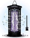 LIUPING Lámpara Asesina De Mosquitos Bug Zapper, Trampa Eléctrica para Matar Insectos Fly Zapper Bug Zapper Lámpara UV para Matar Insectos para Uso Doméstico, Cocina, Interior