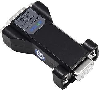 UTEK UT-211 Port-powered RS-232 to RS-232 Mini-size PhotoElectric Isolator