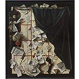 Bellas Arte Pintura al óleo Puzzle Carta de la Carta 300/500/1000 Pieza Cartón Adulto Jigsaw, DIY Juguetes Creativos Diversión Juego de Familia para Niños AH29 (Color : A, Size : 1000PC)