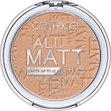 Catrice - polvo matificante all matt plus - 030 warm beige.