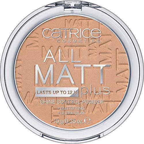 Catrice - Puder - All Matt Plus Shine Control Powder - Warm Beige 030
