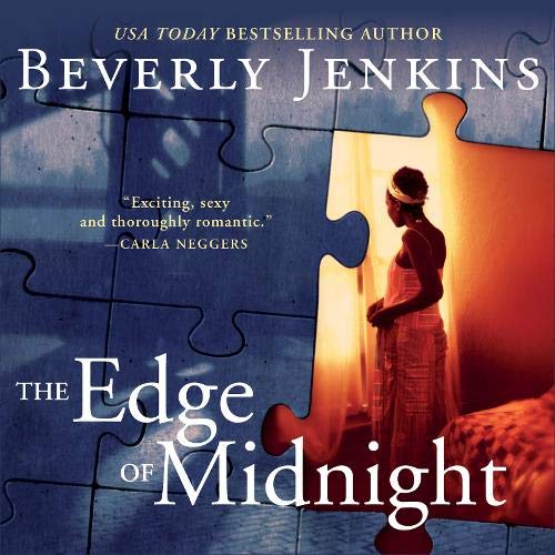 The Edge of Midnight Audiobook By Beverly Jenkins cover art